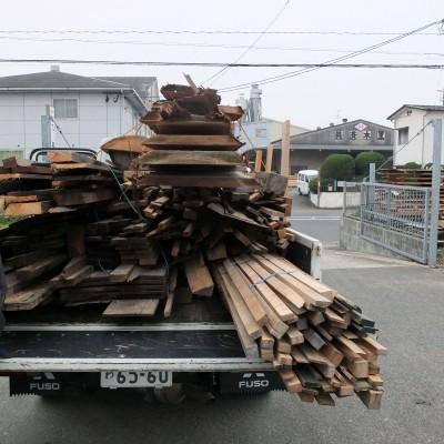 廃材木プロジェクト