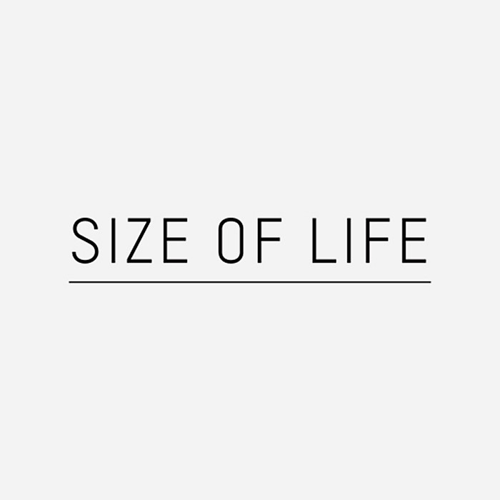 SIZE OF LIFE